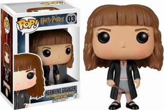 Funko Pop - Harry Potter - Voldemort - Hermione - Ron