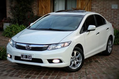 Honda Civic Exs Mt