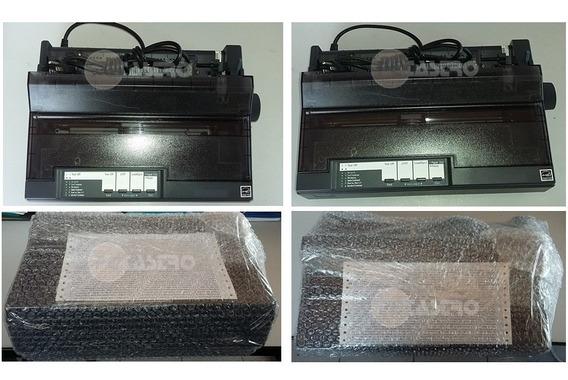 Impressora Epson Matricial Lx-300+ Ii Usb Preta