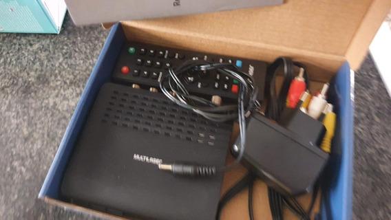 Conversor E Gravador Digital Multilaser Com Controle Hdmi