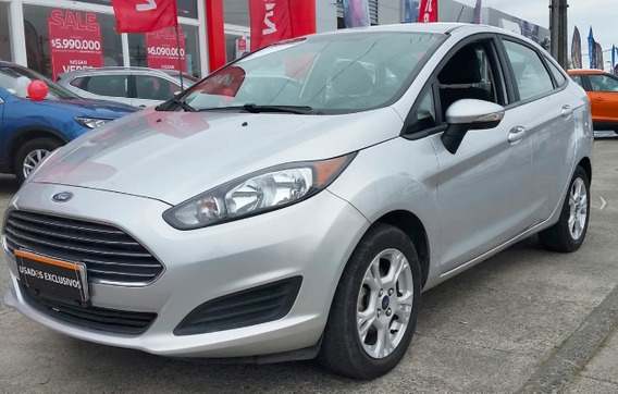 Ford Fiesta 1.6 Ex
