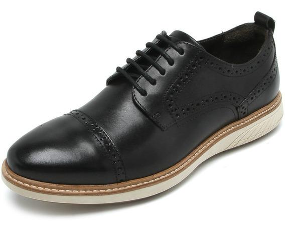 Zapato De Cuero Democrata Hombre Sky Line 201101 Cuotas