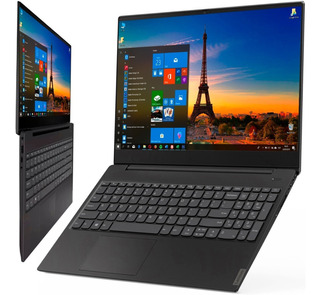 Notebook Lenovo S340 Intel I3 8va 8gb Ssd 128gb Windows 10