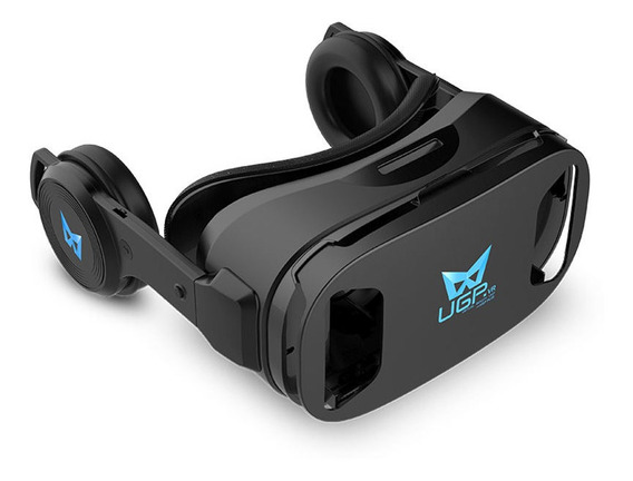 Ugp Vr Óculos 3d Fone De Ouvido Versão Imax Virtual Realidad