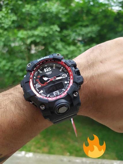Relógio Tomate Mod Mtx-002 Digital Com Cronômetro