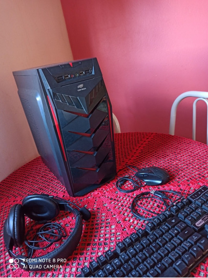 Pc Gamer Amd Fx 6300 + Kit Gamer