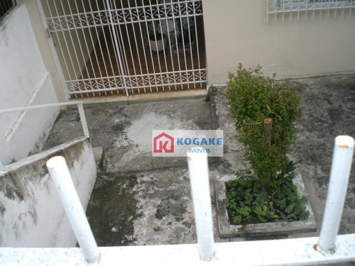 Casa Com 3 Dormitórios À Venda, 194 M² Por R$ 450.000 - Jardim São Dimas - São José Dos Campos/sp - Ca2757