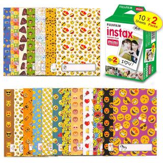 Fujifilm Instax Mini Instant Film 1 Pack - 20 Hojas + Fuji M