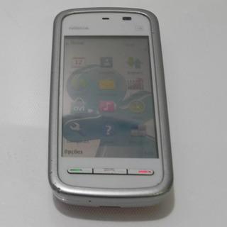 Nokia 5230 Desbloqueado Original Radio Fm Mp3 - Usado