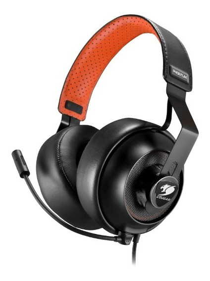 Audifono Gamer Cougar Phontum Pc/ps4/switch/movil