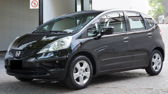Honda Fit Lx-l 2009 75.000 Kms