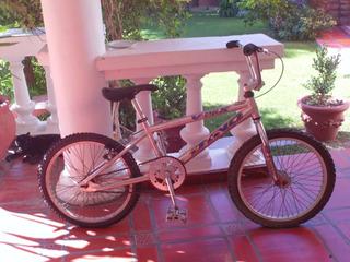 Bicicleta Bmx V-max Cuadro De Aluminio