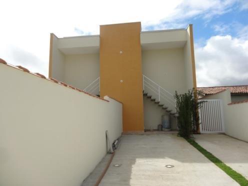 Casa Nova À Venda, Jardim Grandesp, Itanhaém. - Ca0213