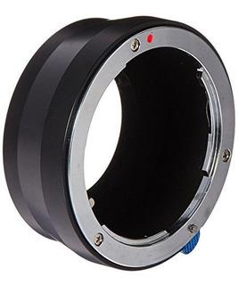 Fotodiox Pro Adaptador De Montura De Lente Fuji Fujica Xmo