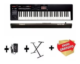 Nuevo Sintetizador Roland Xps10 + Soporte + Fuente + Envio