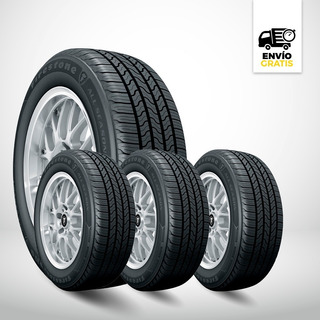 Neumático Firestone 215/65x16 All Season Por 4 Unidades