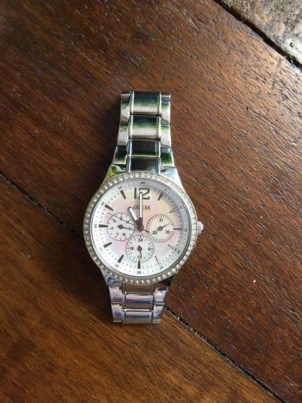 Relógio Guess Modelo W14544l1 Usado