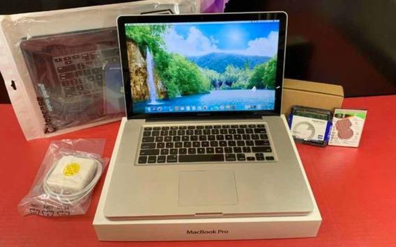 Macbook Pro 15 / 3.3g Core I7 / 8gb / 1 Tb + Brindes