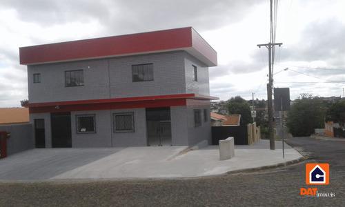 Imagem 1 de 9 de Sala Para Alugar Em Órfãs - 1023-l