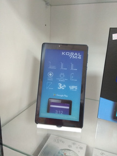 Tablet Hyundai Koral 7m4 7 8gb 1gb Ram Android 8.1