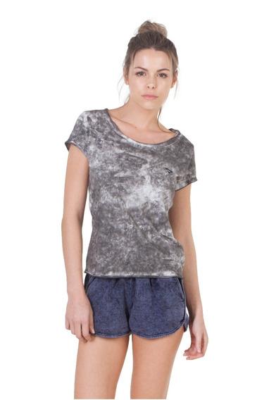 Camiseta Slim Mix Brohood Branco