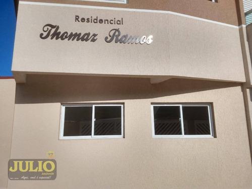 Imagem 1 de 8 de Sobrado Com 2 Dormitórios À Venda, 55 M² Por R$ 199.000,00 - Solemar - Praia Grande/sp - So0897