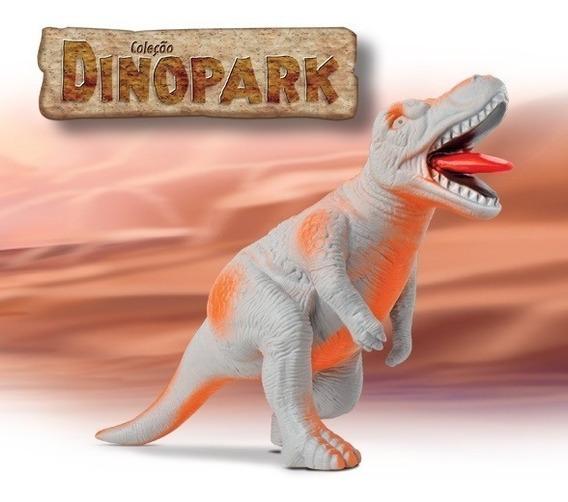 Dinossauro Tiranossauro Rex Grande Bee Toys Brinquedo.