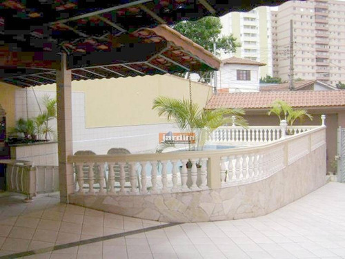 Casa Residencial À Venda, Vila Baeta Neves, São Bernardo Do Campo. - Ca0151