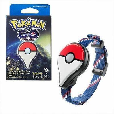 Nintendo Pokemon Go Plus Pulsera Bluetooth Dispositivo -9253
