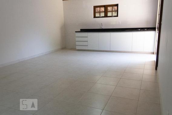 Casa Para Aluguel - Ponte Alta, 2 Quartos, 200 - 893048562