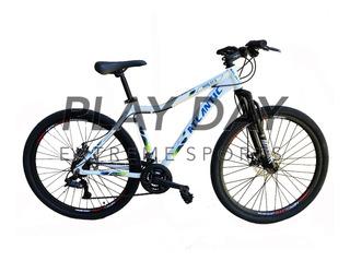 Bicicleta Mountain Firebird Atlantic Dama Rodado 27.5 Susp