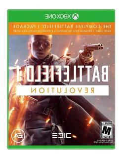Battlefield 1 Revolution +dlcs+ Premium Pass Xbox One Codigo