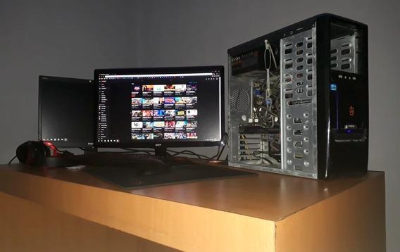Pc Gamer Completo Gtx 760 + I5 3330 + Memoria 8gb + 500gb +