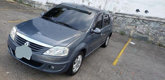 Renault Logan 1.6 Expression Hi-torque 4p 2011