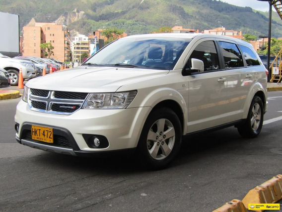 Dodge Journey Se 2400cc At Aa