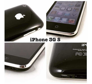 Apple iPhone 3gs 8gb 2009 Colecionador Smartphone