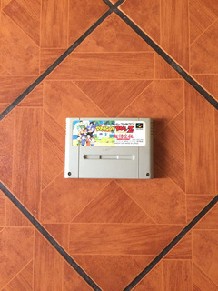 Dragon Ball Z Cho Goku Den Totsugeki Hen Super Nintendo Sfc