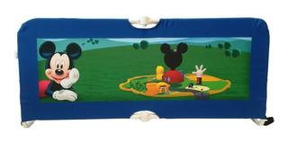 Baranda De Seguridad Para Cama Dis-brmk Mickey Disney