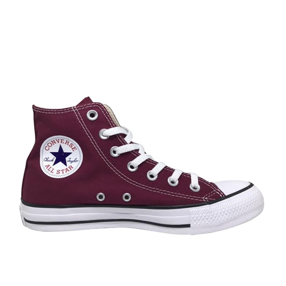 Tênis Converse Chuck Taylor All Star High - Bordo