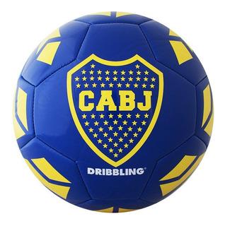 Pelota Fútbol Nº3 Drb River Boca Licencia Oficial Junior Chicos - Estacion Deportes Olivos