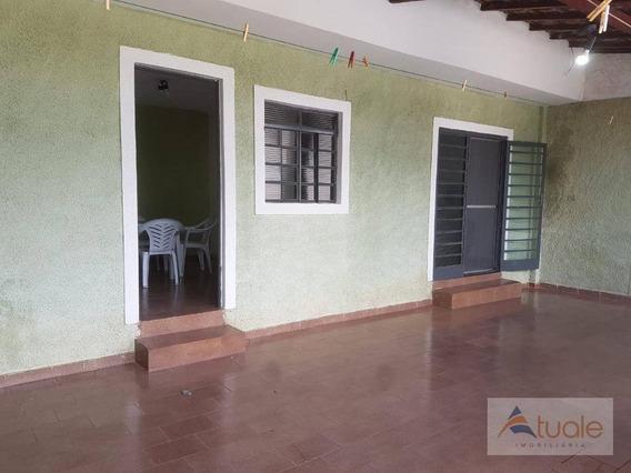 Casa Com 1 Dormitório À Venda, 80 M² Por R$ 180.000,00 - Jardim Dulce (nova Veneza) - Sumaré/sp - Ca6645