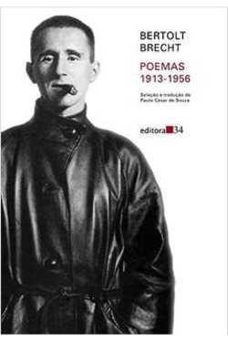 Livro: Poemas 1913-1956 - Bertolt Brecht; Paulo Cesar De Sou