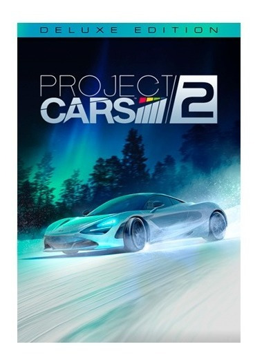 Project Cars 2 Deluxe Edition Pc - Steam Key
