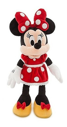 Peluche De Disney Minnie Mouse - Rojo - Medio