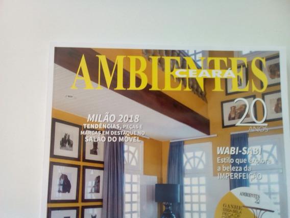 Revista Ambientes Ceara-decor,moda ,design
