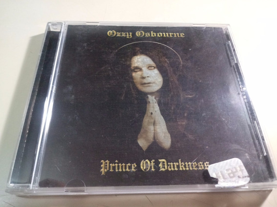 Ozzy Osbourne - Prince Of Darkness - Made In Usa