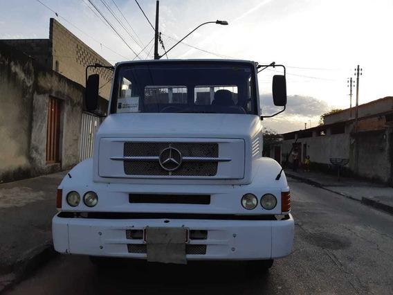 Raridade..... Caminhão Mercedes-benz L 1218