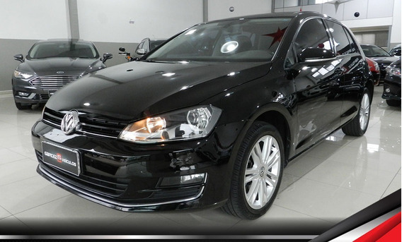 Vw Golf Highline 1.4 Turbo Automático Com Teto Alemão Top