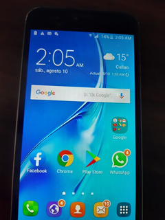 Celular Samsung J3 2016 Detalle Glass