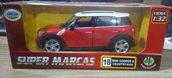 Vendo Mini Cooper S Countryman Escala 1/32 Na Caixa R$35,00!